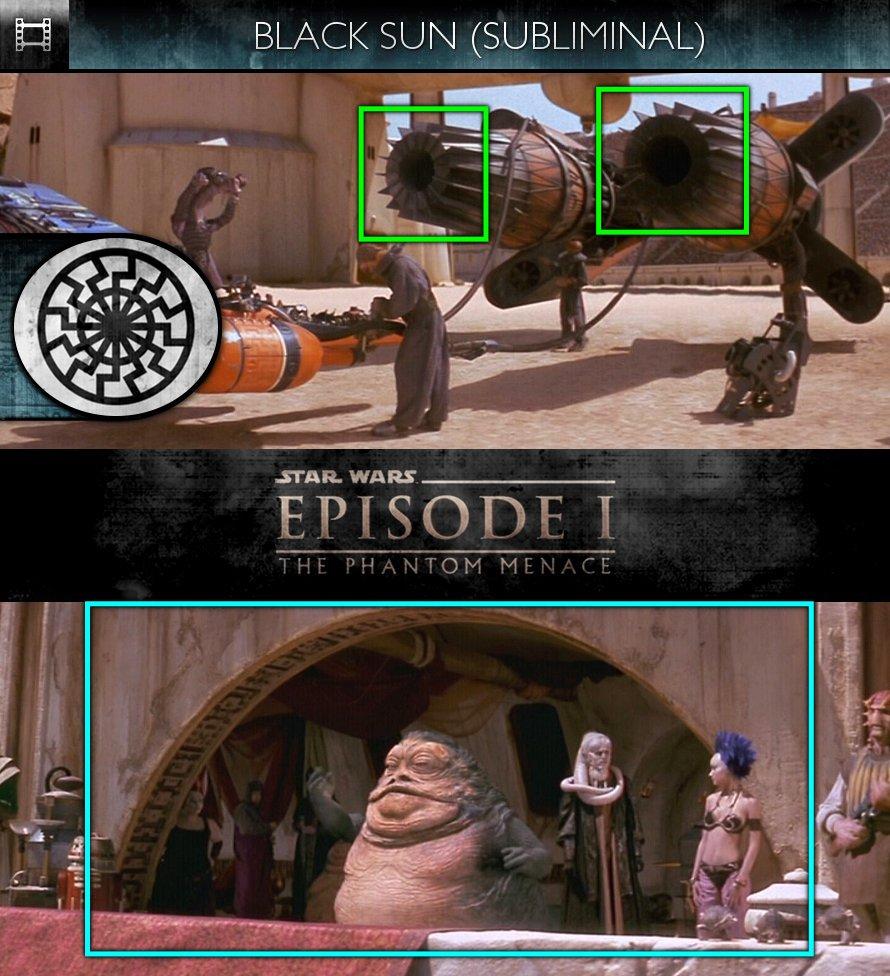 Star Wars - Episode I: The Phantom Menace (1999) - Black Sun - Subliminal