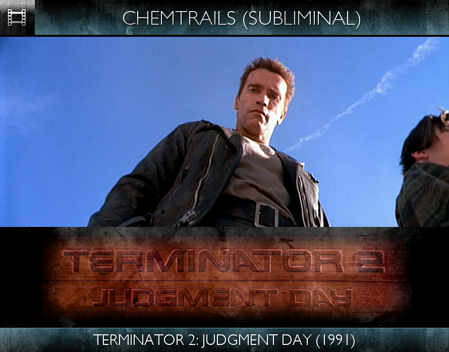 Terminator 2 - Judgment Day (1991) - Chemtrails