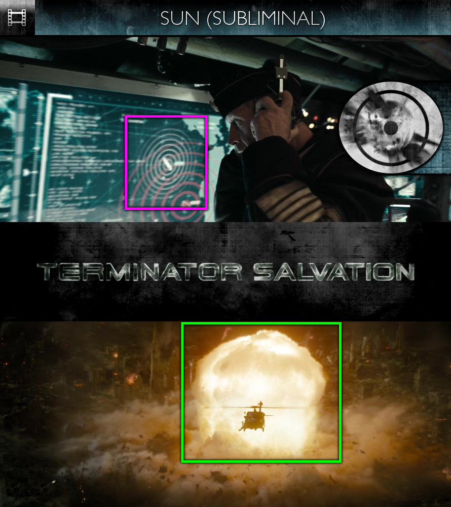 Terminator Salvation (2009) - Sun/Solar - Subliminal