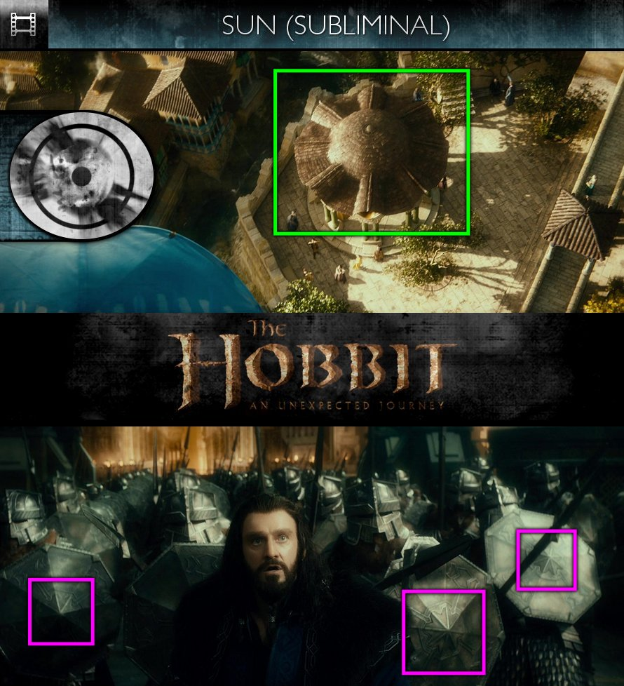 The Hobbit: An Unexpected Journey (2012) - Sun/Solar - Subliminal