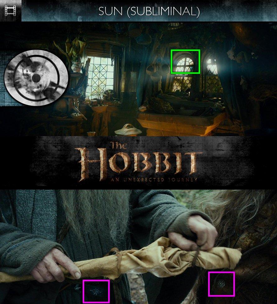 The Hobbit: An Unexpected Journey (2012) - Sun/Solar - Subliminal