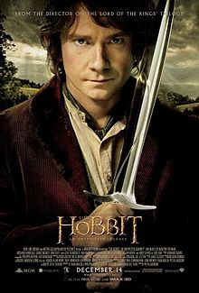 The Hobbit - An Unexpected Journey - Poster