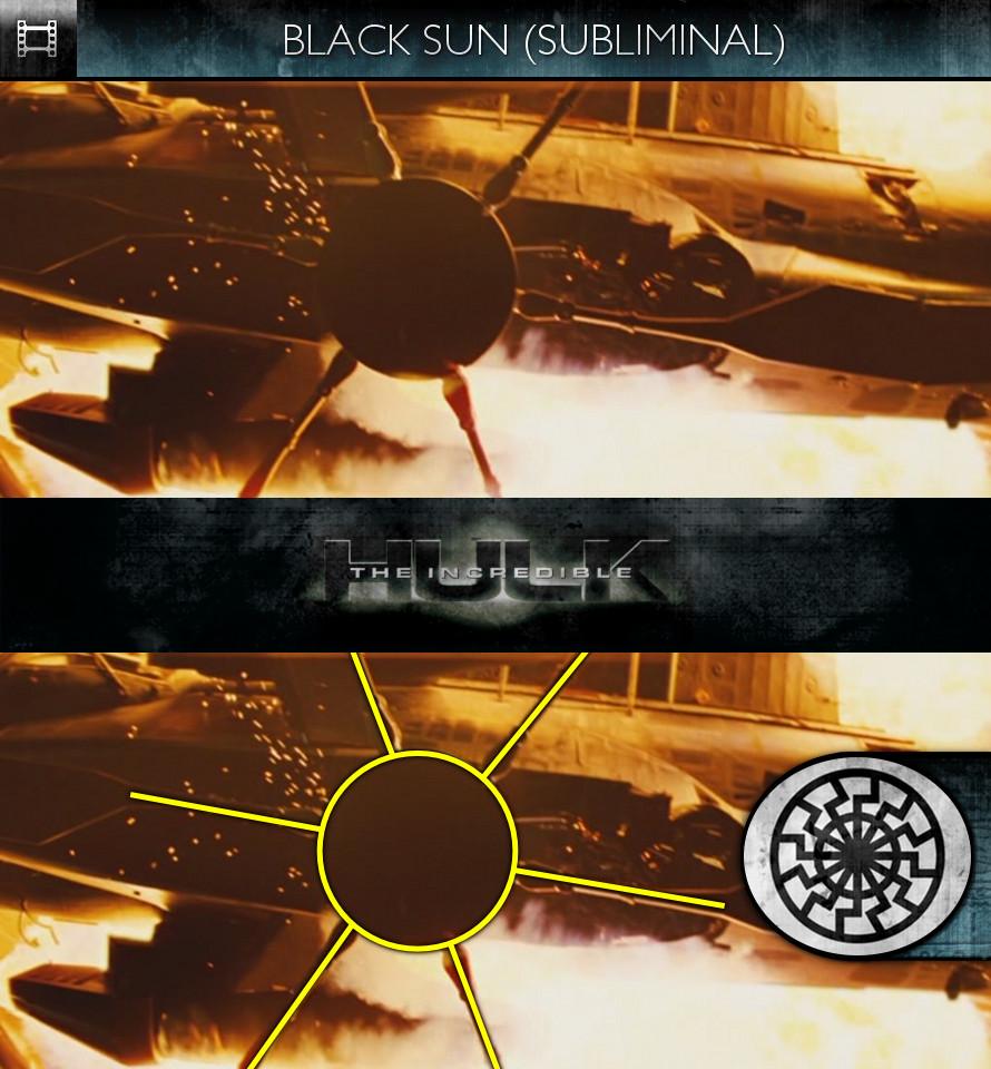The Incredible Hulk (2008) - Black Sun - Subliminal