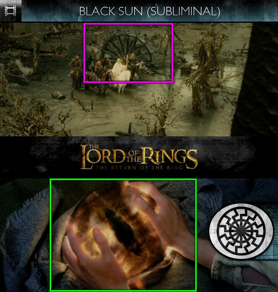 The Lord Of The Rings: The Return Of The King (2003) - Black Sun - Subliminal