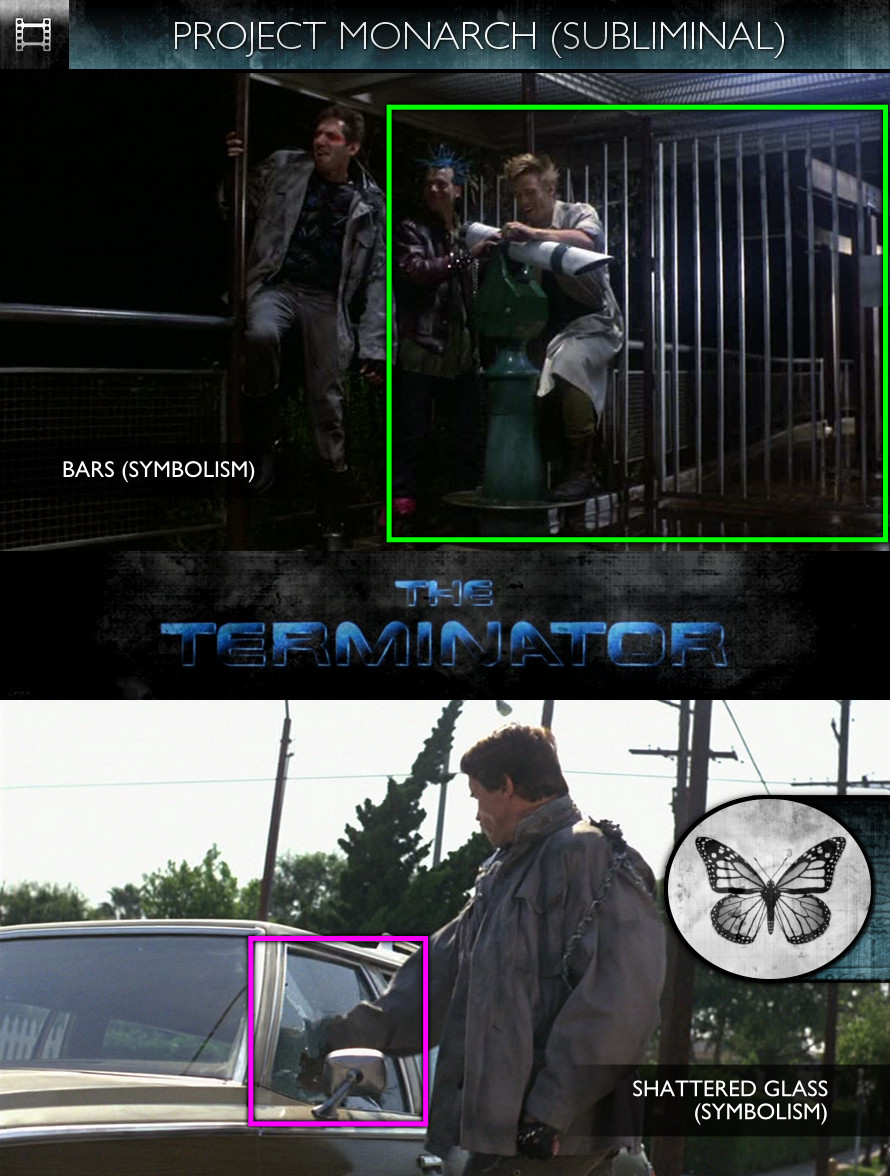 The Terminator (1984) - Project Monarch - Subliminal
