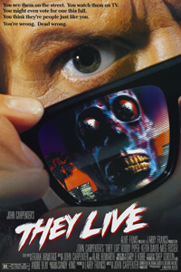 They Live - Poster