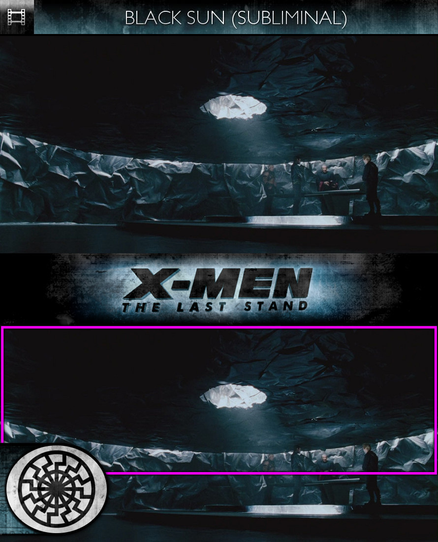X-Men: The Last Stand (2006) - Black Sun - Subliminal