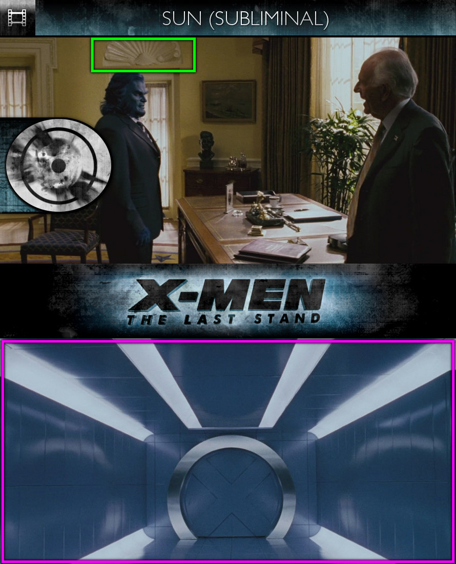 X-Men: The Last Stand (2006) - Sun/Solar - Subliminal