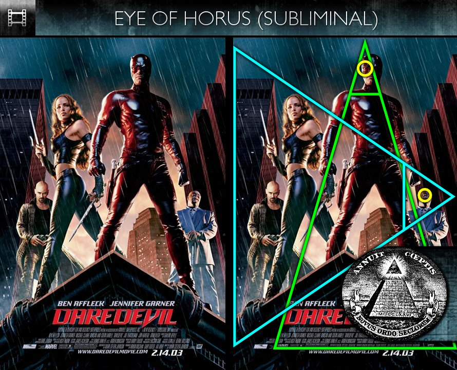 Movie Posters 2003: Hollywood Subliminals