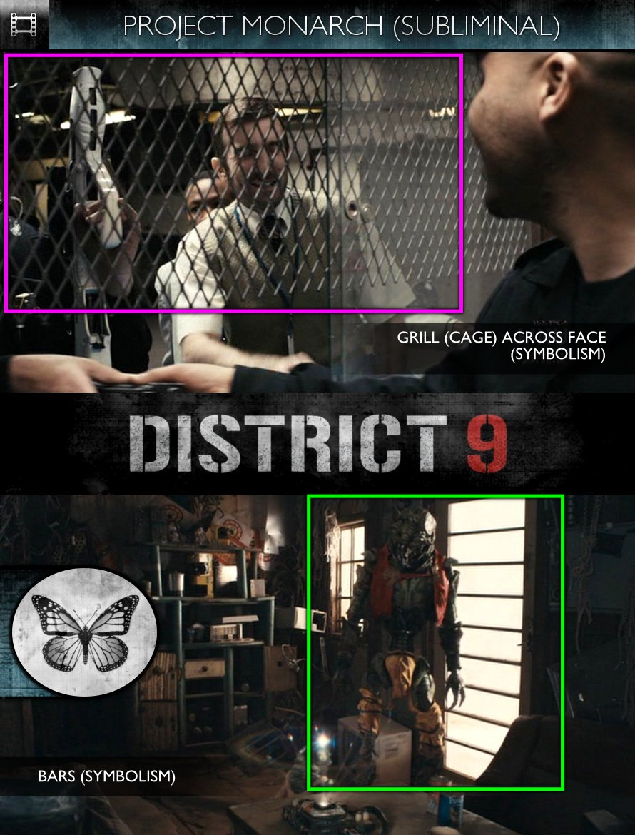 District 9 (2009) - Project Monarch - Subliminal