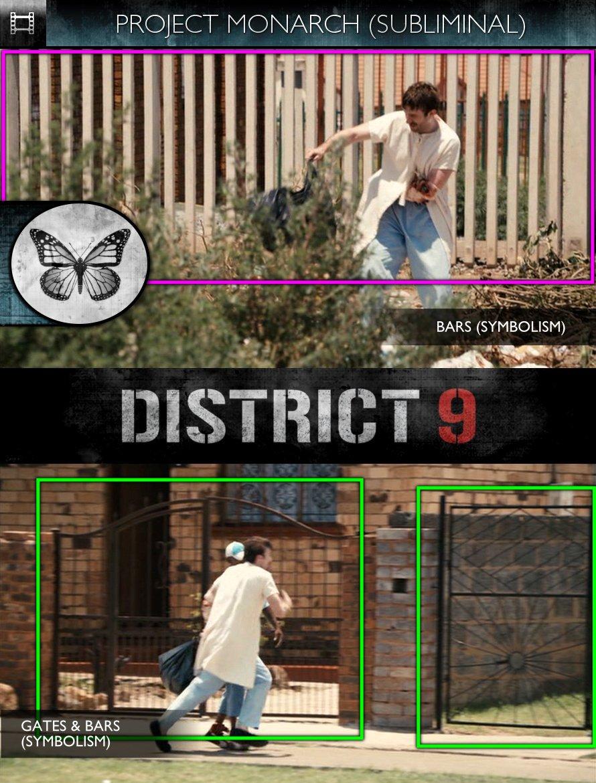District 9 (2009) - Project Monarch - Subliminal