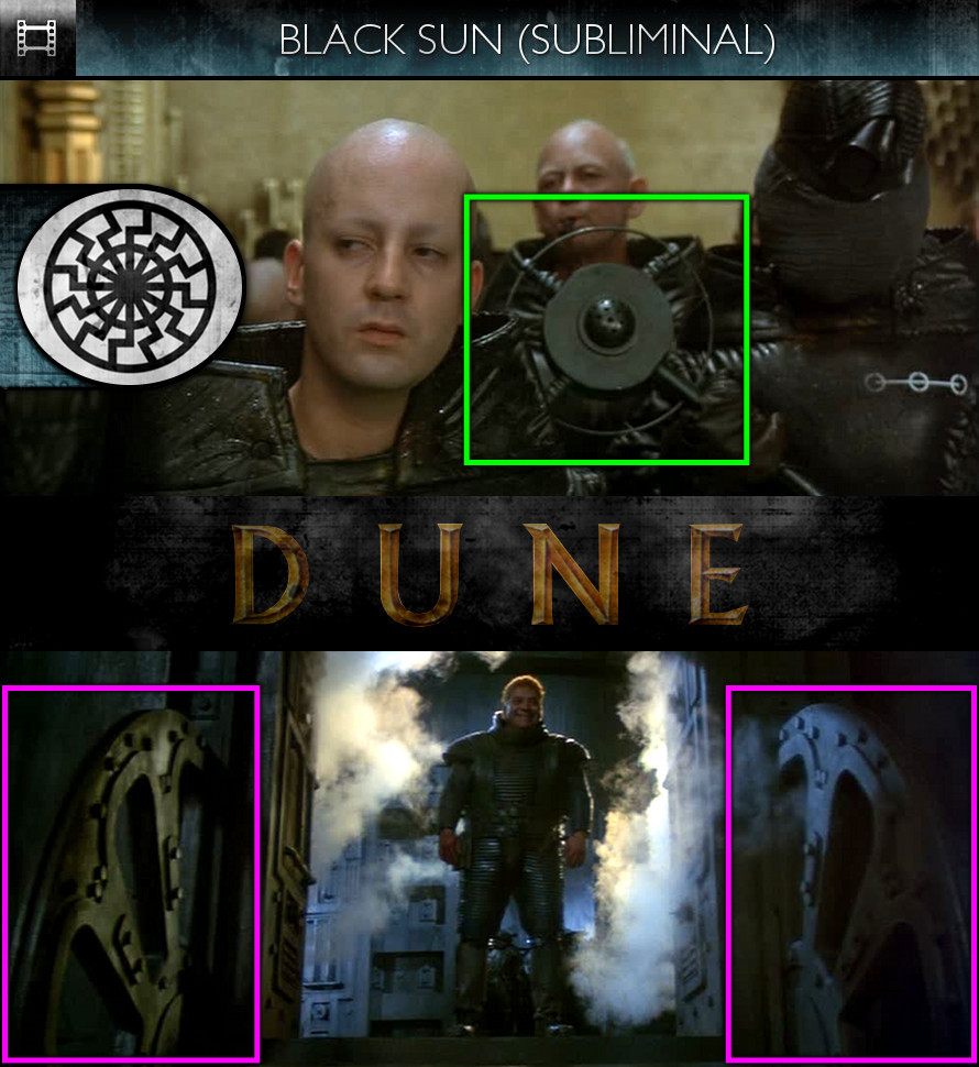 Dune (1984) - Black Sun - Subliminal