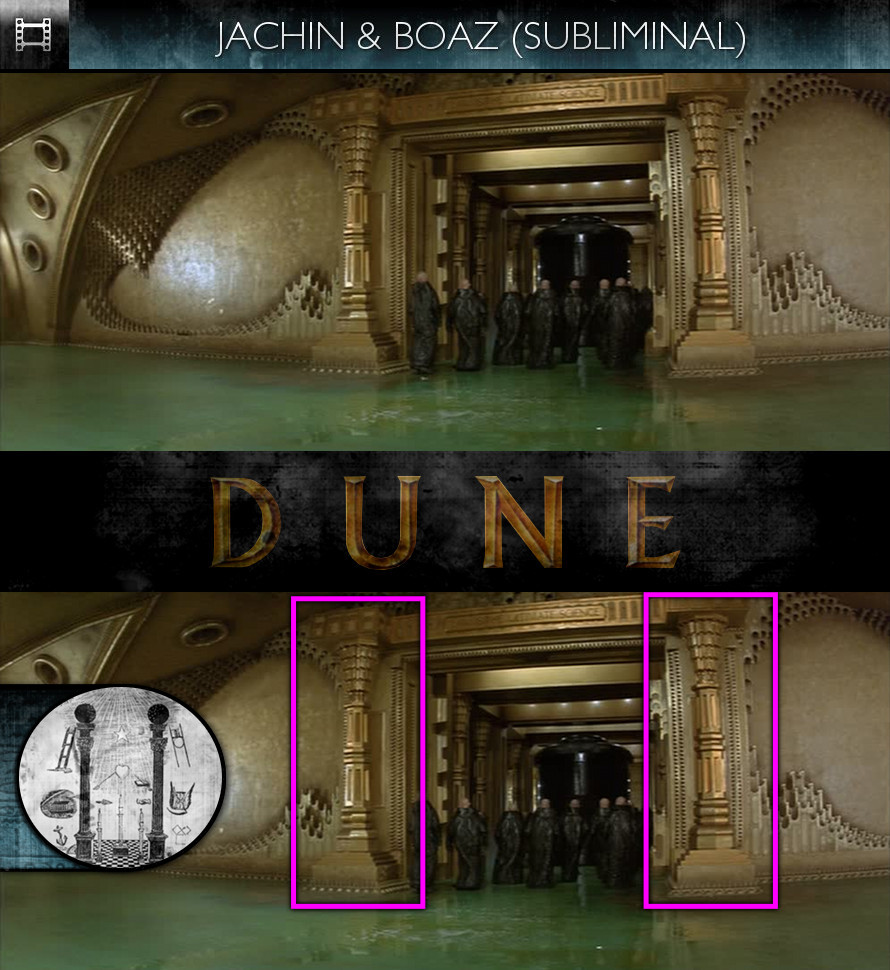 Dune (1984) - Jachin & Boaz - Subliminal