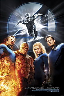 Fantastic Four 2 - Poster