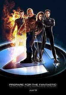 Fantastic Four - Poster