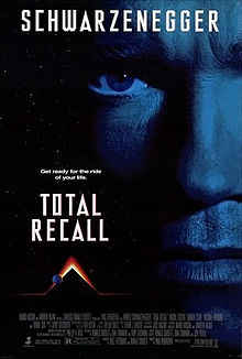 Total Recall - Poster