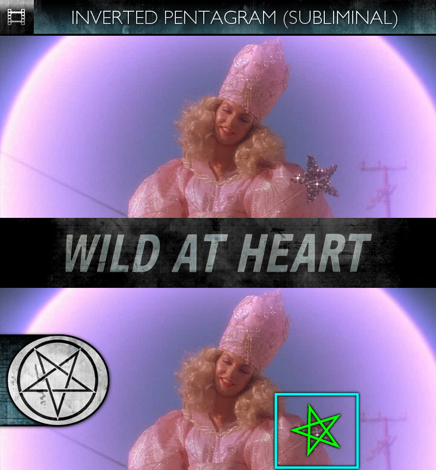 Wild At Heart (1990) - Inverted Pentagram - Subliminal
