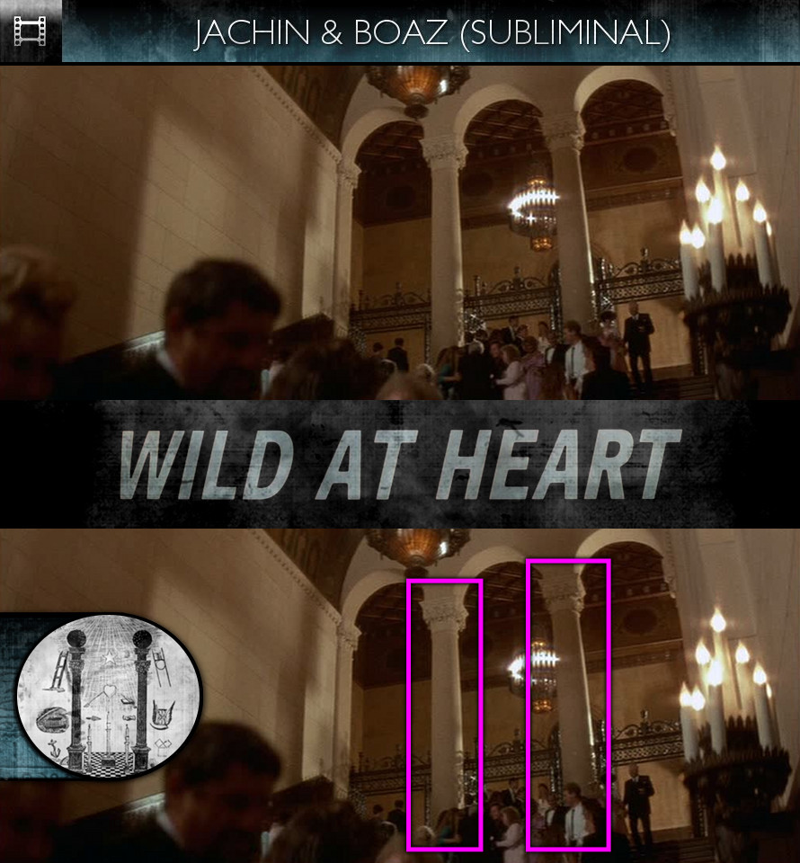 Wild At Heart (1990) - Jachin & Boaz - Subliminal