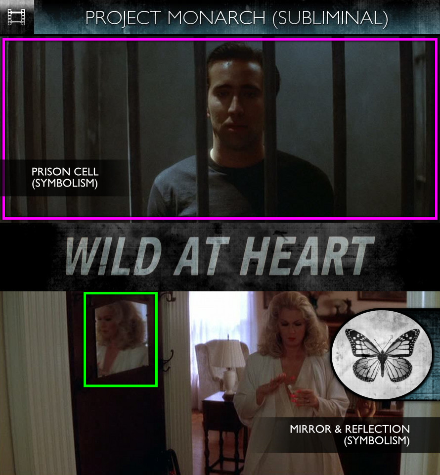 Wild At Heart (1990) - Project Monarch - Subliminal