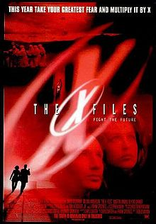 The X-Files - Poster