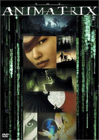 The Animatrix - DVD