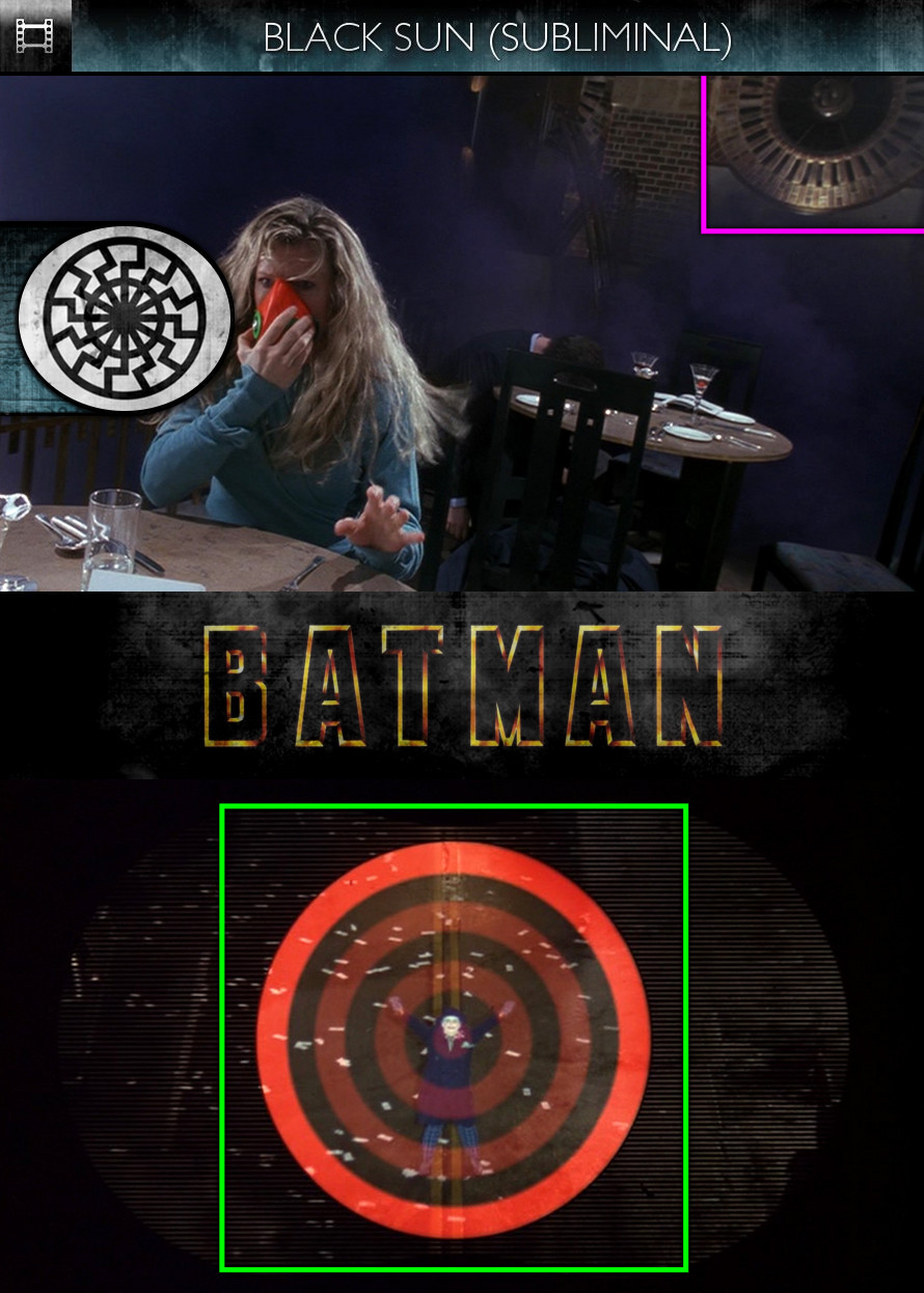 Batman (1989) - Black Sun - Subliminal