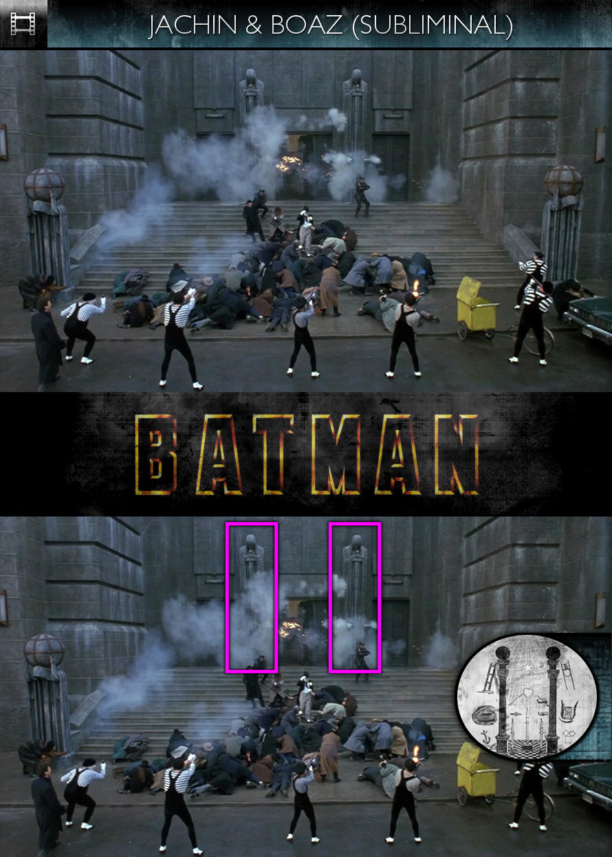 Batman (1989) - Jachin & Boaz - Subliminal