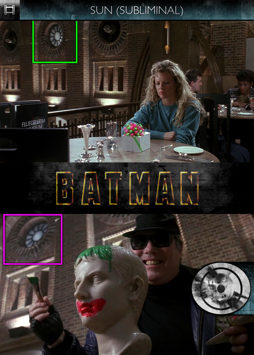 Batman (1989) - Sun/Solar - Subliminal
