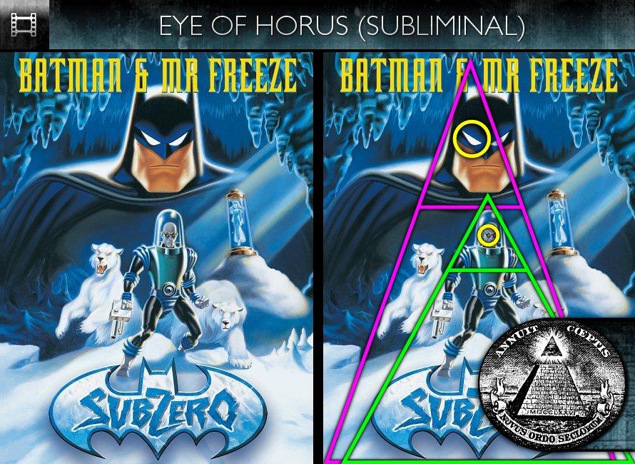 Batman Mr Freeze Subzero 1998