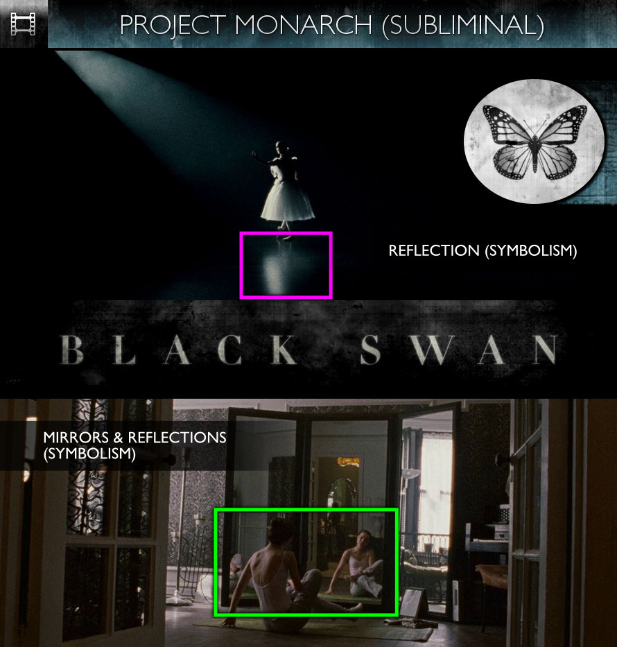 Black Swan (2010) - Project Monarch - Subliminal