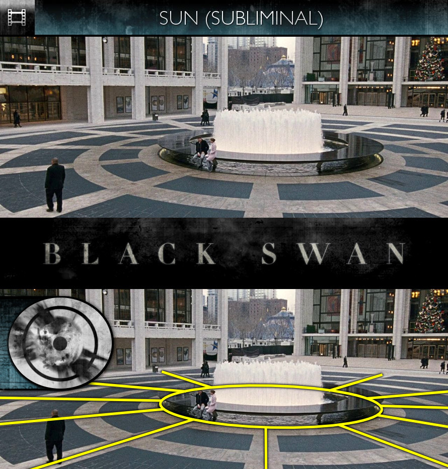 Black Swan (2010) - Sun/Solar - Subliminal