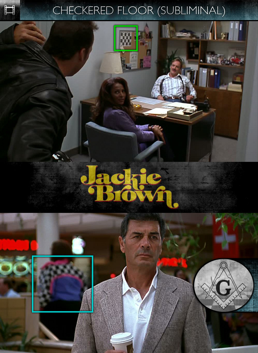 Jackie Brown (1997) - Checkered Floor - Subliminal