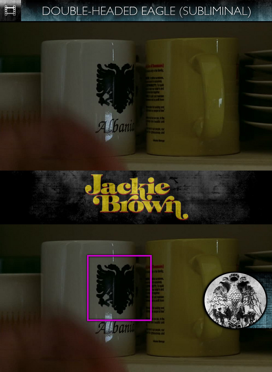 Jackie Brown (1997) - Double-Headed Eagle - Subliminal