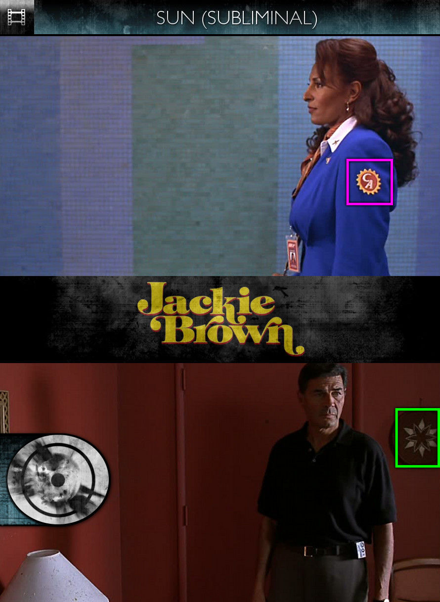 Jackie Brown (1997) - Sun/Solar - Subliminal