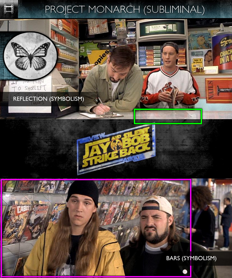 Jay And Silent Bob Strike Back (2001) - Project Monarch - Subliminal