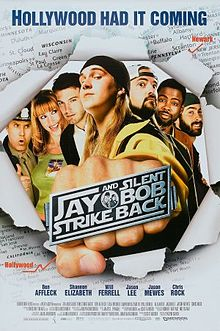 Jay And Silent Bob Strike Back - Poster