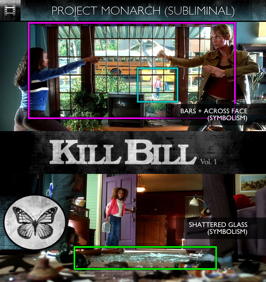Kill Bill: Volume 1 (2003) - Project Monarch - Subliminal
