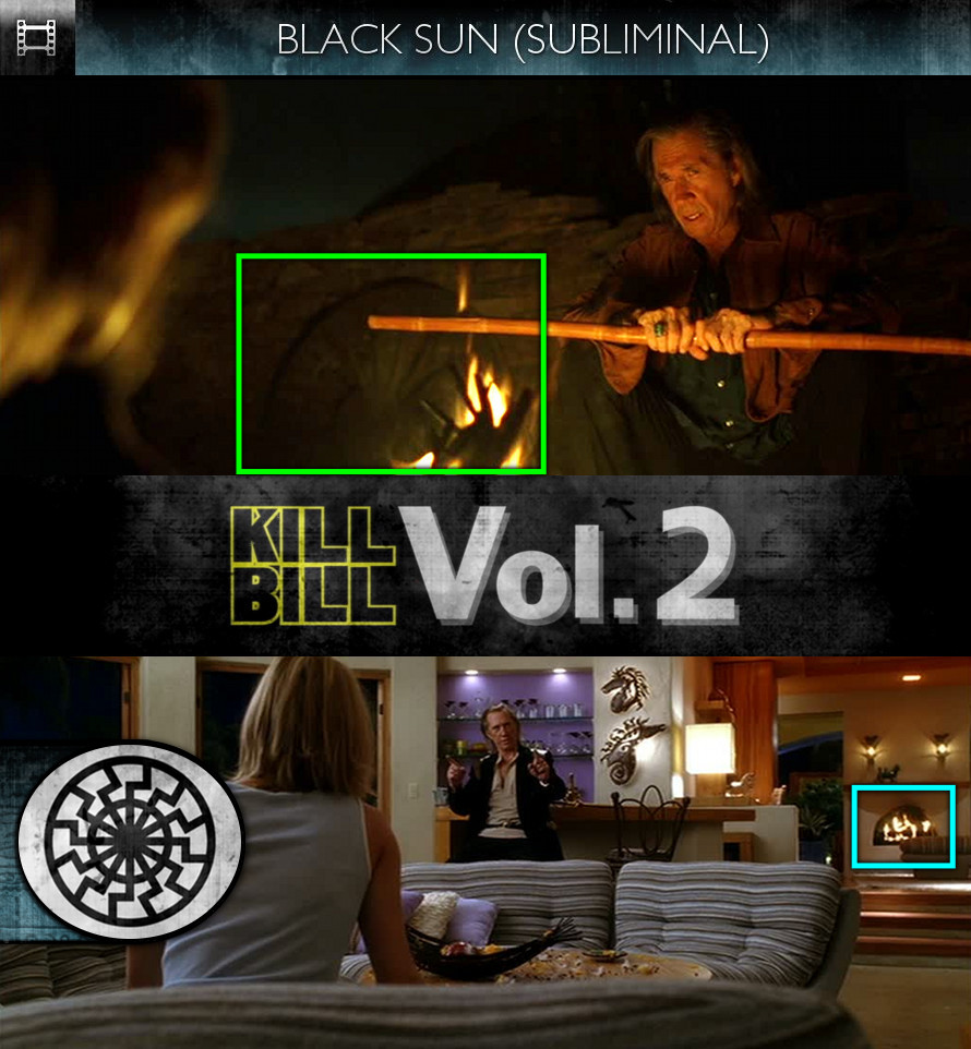 Kill Bill: Volume 2 (2004) - Black Sun - Subliminal