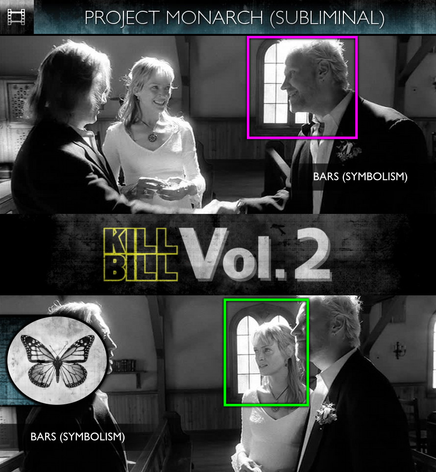 Kill Bill: Volume 2 (2004) - Project Monarch - Subliminal