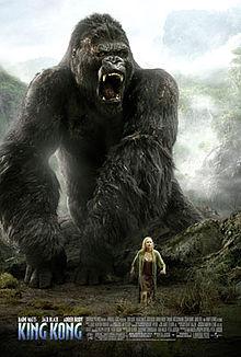 King Kong - Poster