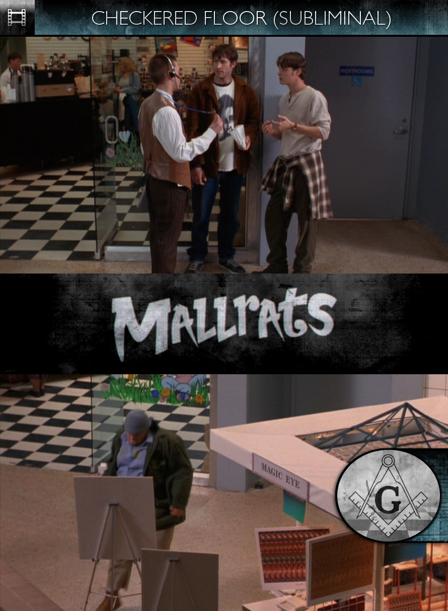 Mallrats (1995) - Checkered Floor - Subliminal