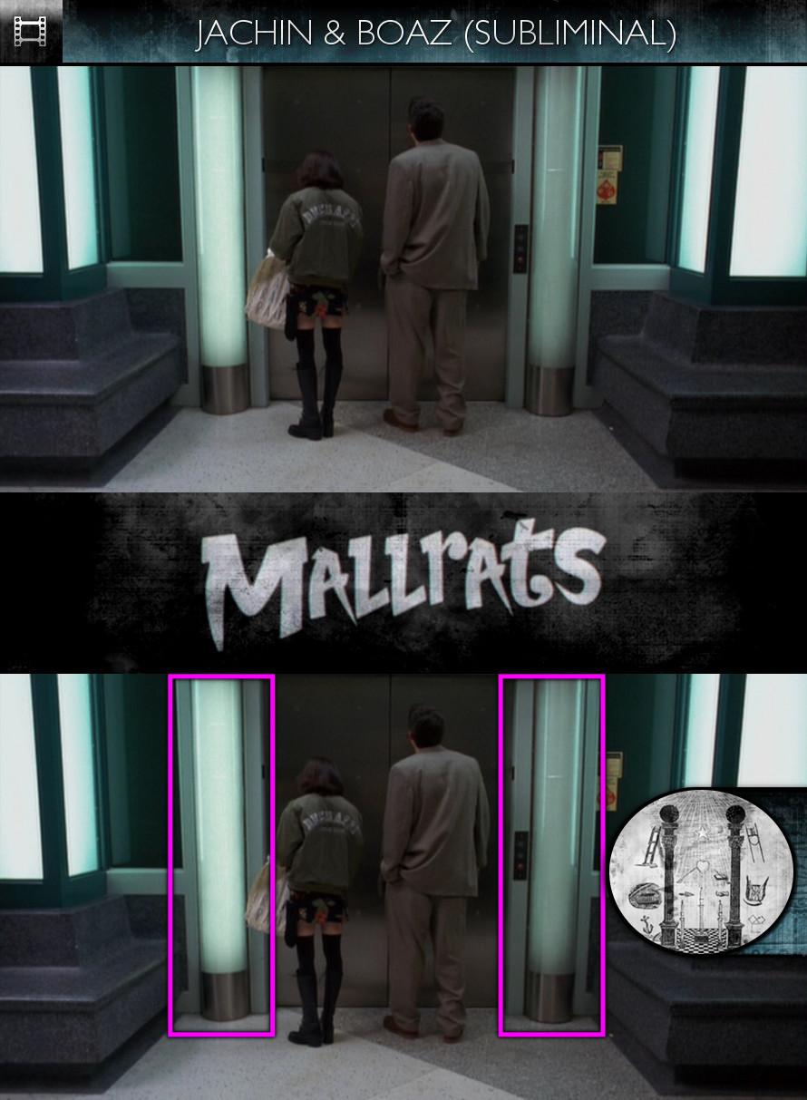 Mallrats (1995) - Jachin & Boaz - Subliminal