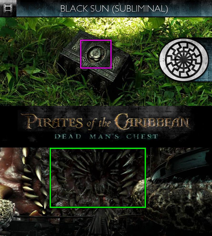 Pirates of the Caribbean: Dead Man's Chest (2006) - Black Sun - Subliminal