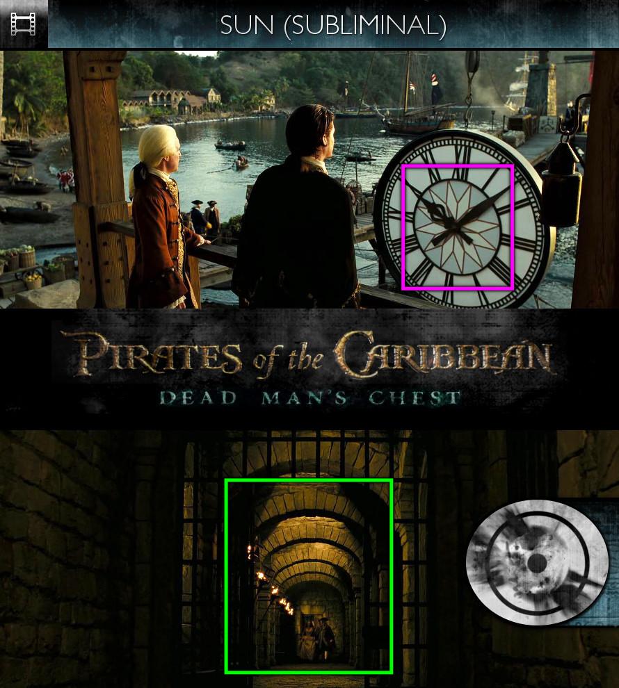 Pirates of the Caribbean: Dead Man's Chest (2006) - Sun/Solar - Subliminal