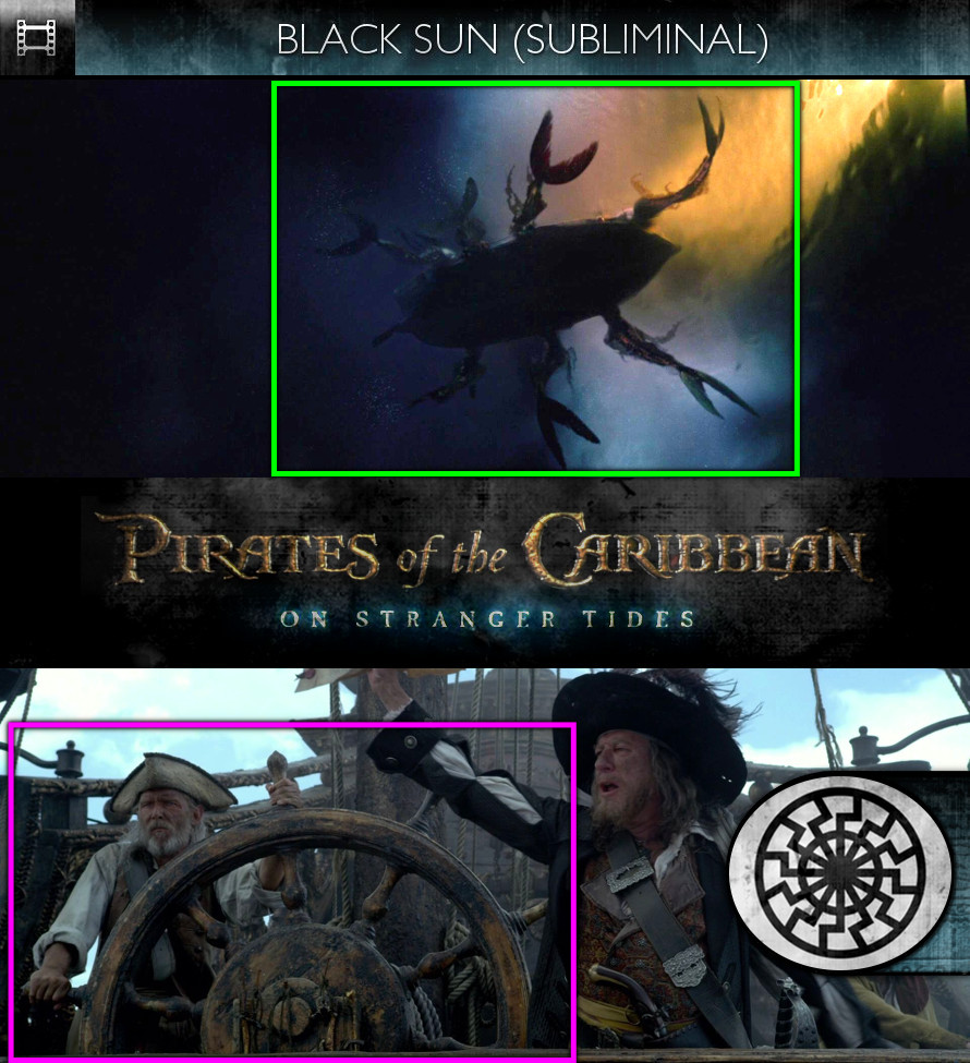 Pirates of the Caribbean: On Stranger Tides (2011) - Black Sun - Subliminal