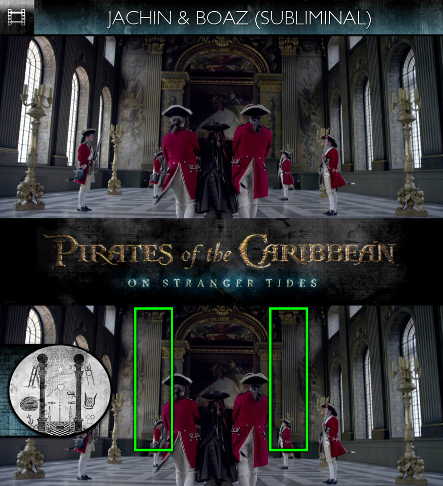 Pirates of the Caribbean: On Stranger Tides (2011) - Jachin & Boaz - Subliminal
