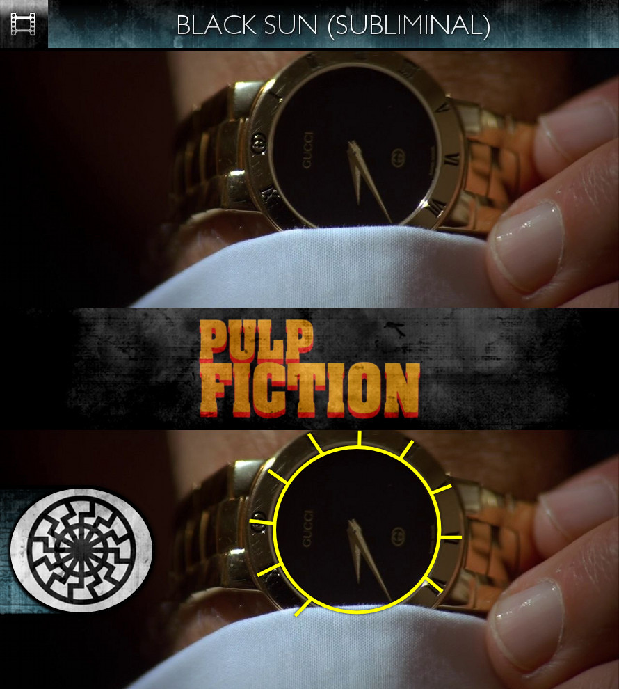 Pulp Fiction (1994) - Black Sun - Subliminal