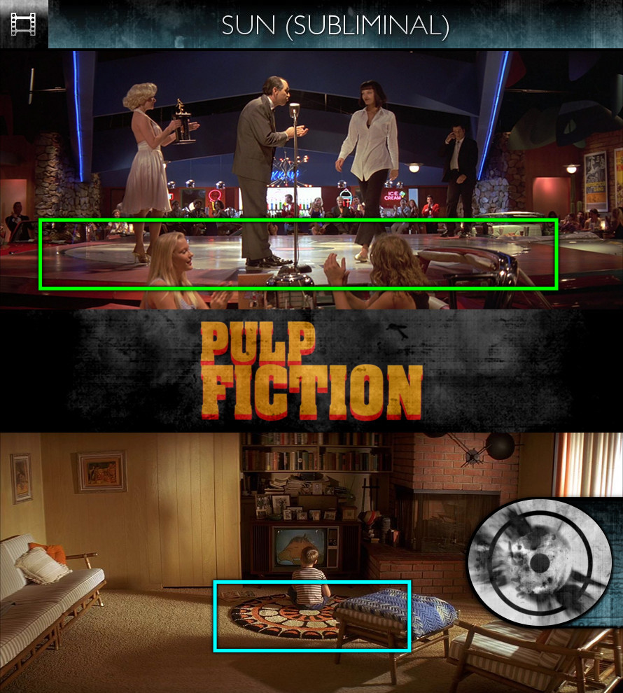 Pulp Fiction (1994) - Sun/Solar - Subliminal
