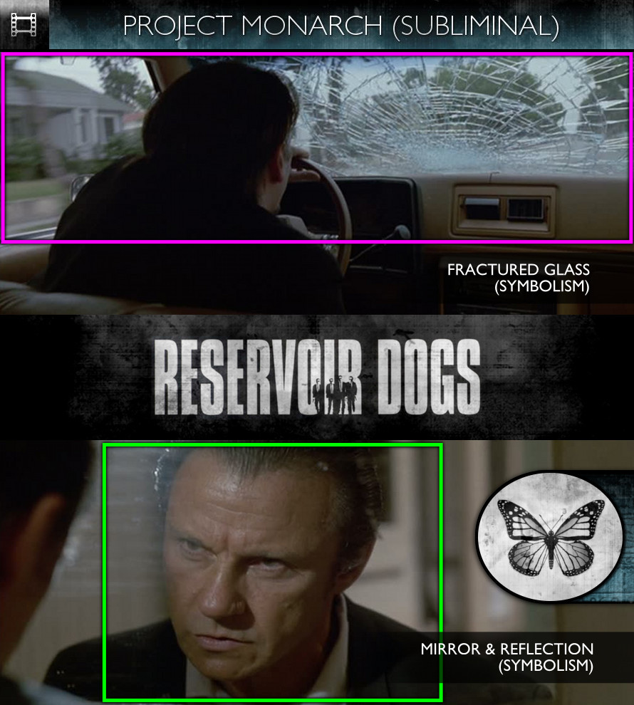 Reservoir Dogs (1992) - Project Monarch - Subliminal