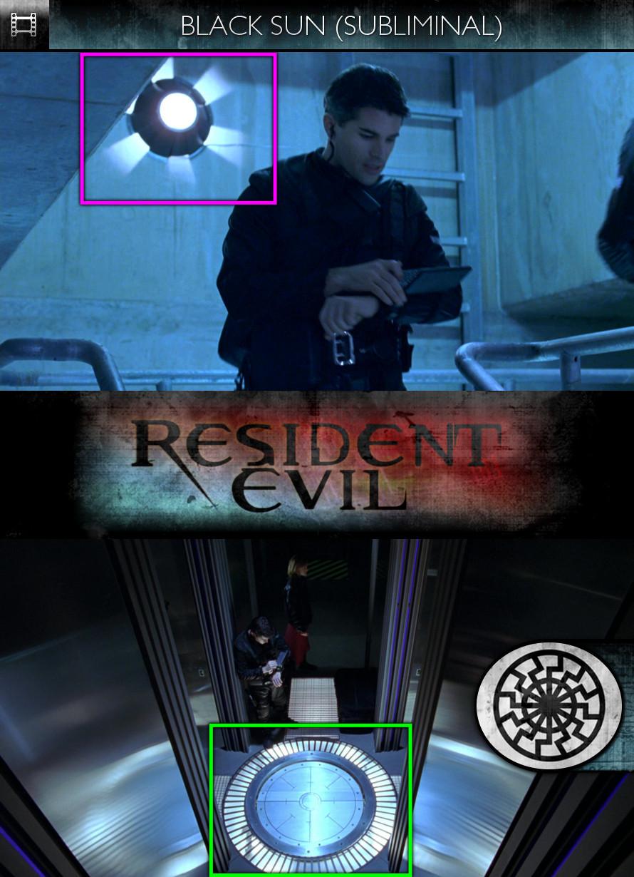 Resident Evil (2002) - Black Sun - Subliminal